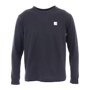 長袖Tシャツ ロンT ロングスリーブスモールボックスロゴTシャツ NT32139 K