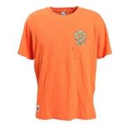Psychdlc BB 半袖Tシャツ CH01-1522 Orange