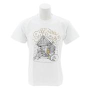 半袖Tシャツ LOG CABIN GRS0401 WHITE
