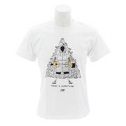 半袖Tシャツ MOUTAIN OF FIREWOOD GRS0402 WHITE