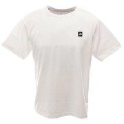 スモールボックスロゴ tシャツ 半袖 NT32052 W