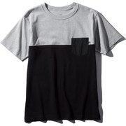 ツートーンポケット tシャツ 半袖 NT32062 ZK