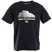 SPIRIT OF ADVENTURE tシャツ 半袖 PW2HJA25 NVY