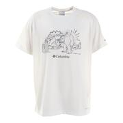 ムースアベニュー 半袖Tシャツ PM0172 100