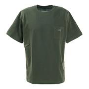 半袖Tシャツ ショートスリーブスモールロゴポケットティー NT321003X NT