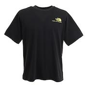 半袖Tシャツ ショートスリーブベースキャンプダッフルフォトTシャツ NT32146 K
