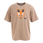 半袖Tシャツ ショートスリーブアニマルTシャツ HE62133 WS