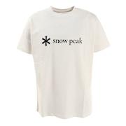 ロゴ 半袖Tシャツ SPS-TS-21SU001WH
