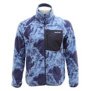 FREECE JACKET WEFDAT01 BLU フリースジャケット