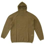 Hooded セーター PW2HJJ01 BRZ