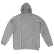 Hooded セーター PW2HJJ01 GRH