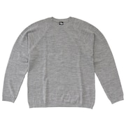 クルーネック セーター PW2HJJ02 GRH