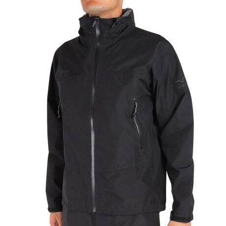 【ミズノ限定】レインウェア ゴアテックス 防水 ジャケット メンズ GOREジャケット B2JE9W1009 レインコート