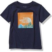 ジュニア グラフィック 半袖Tシャツ NTJ32148 NY