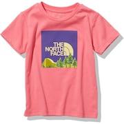 ジュニア グラフィック 半袖Tシャツ NTJ32148 PK