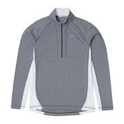Outlast SUREDRY ハーフジップシャツ PHA62LS65 HEGR