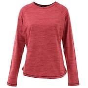 Ease Melange ロングスリーブシャツ PHA62TL65PK