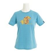 SQUIRREL tシャツ 半袖 WE21HA18TQS