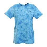 ショートスリーブタイダイTシャツ NTW32057 CB