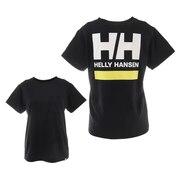 半袖Tシャツ ショートスリーブバックロゴTシャツ HOEV62002 K