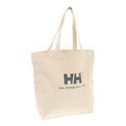 トートバッグ ロゴ L HY92050 FG