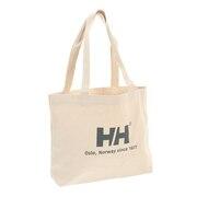 トートバッグ ロゴ M HY92051 FG