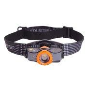 LEDヘッドライト MH5 ブラック×オレンジ 43137