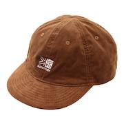コーデュロイ ロゴ キャップ 101155-0540