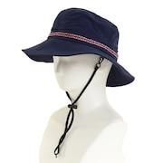 帽子 キャップ チロリアン付き ハット WES17W03-7110 NVY
