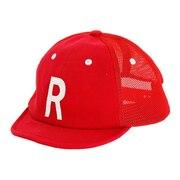 Logo Mesh Cap GF-9378 RED