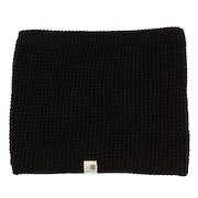waffle ネックウォーマー 82412A171-Black