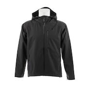 ウォータープルーフ ライトジャケット ブラック kpjk070
