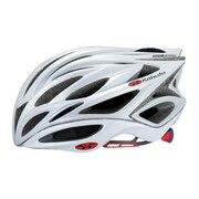 MS2 メンズ レディースロードバイク ヘルメット 226121MS-2 パールホワイト