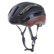 ヘルメット BC-ORO マットブラックブラウン MBKBR S/M