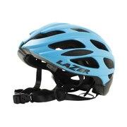 ロードバイク ヘルメット BLADE AF MBL/BK-M