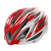 リガス ファング レッド M-L KABUTO REGSS2 FRD M/L ロードバイク ヘルメット