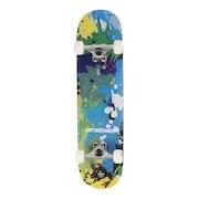 スケートボード コンプリート スケボー SPLAT ENU2300 Green 7.75インチ