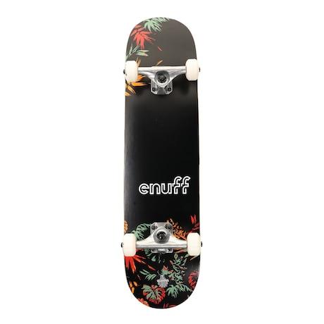 FLORAL フローラル スケボー コンプリートスケートボード デッキ幅7.75 ENU2930 Orange