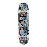 スケートボード スクラブル 7.75x31.6 100105000100 スケボー デッキ