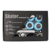 スケートボード エクストリームスポーツ スケーター コンポーネントセット SKBOX27