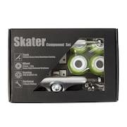 スケートボード エクストリームスポーツ スケーター コンポーネントセット SKBOX35