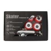 スケートボード エクストリームスポーツ スケーター コンポーネントセット SKBOX62