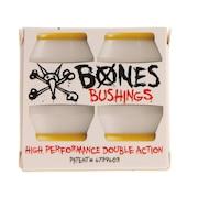 スケボーパーツ Bones Bushings ミディアム WH 35220202