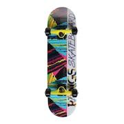 R1 スケートボード コンプリート スケボー 7.25 YEL ジュニア 7.25インチ