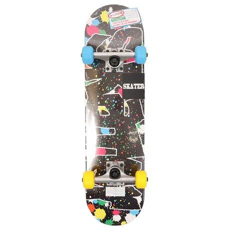 スケートボード キッズ コンプリートセット エクストリームスポーツ SB4024 7.4インチ