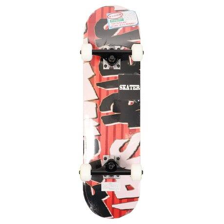 スケートボード コンプリートセット エクストリームスポーツ SB4026 7.4インチ