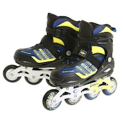 エクストリームスポーツ インラインスケート IS-60354AD BKBL