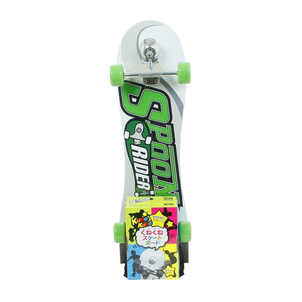 スケートボード エクストリームスポーツ SPOONRIDER28 GRN