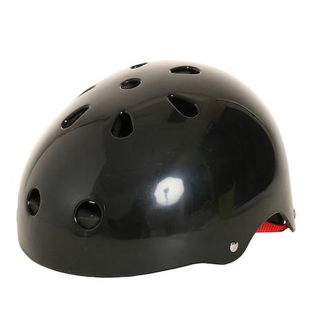 エクストリームスポーツ キッズヘルメット ムジクロ SKSC110BK