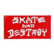 エクストリームスポーツ ステッカー SAKTE&DESTROY MD